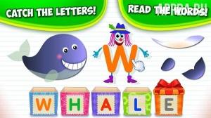 Супер Азбука для детей! Буквы! Алфавит для малышей v 1.1.0.35