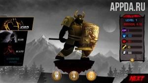 Shadow Stickman: Dark rising – Ninja warriors [ВЗЛОМ: Много денег] v 1.0.5
