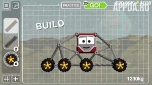 Rover Builder GO [ВЗЛОМ: Много денег] v 1.17