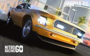Nitro Racing GO [ВЗЛОМ: много денег] v 1.12