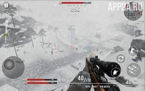 Russian Sniper vs German Sniper - Survival Battle v 1.1.2