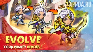 Mighty Party: Heroes Clash [ВЗЛОМ: Много денег] v 1.17