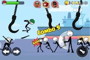 Stick soldier - Revenger - stickman warriors