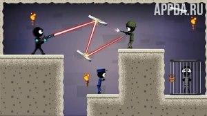 Stickman Shooter: Elite Strikeforce