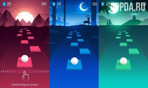 Beat Hopper: Dancing Piano Ball on Bouncing Tile 2 [ВЗЛОМ] v 1.1.5