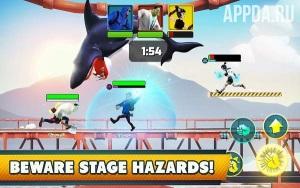 Mayhem Combat - Fighting Game v 1.5.4 [ВЗЛОМ]