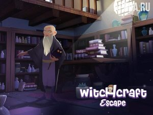 Witchcraft Escape