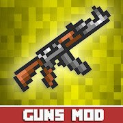 Guns and Weapons Mod for MCPE 1.0