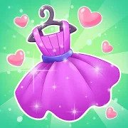 Fashion Dress up games for girls. Sewing clothes 0.2.885