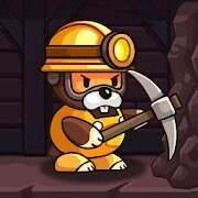 Popo's Mine - Idle Miner Tycoon [MOD: Gold coins] 1.4.4