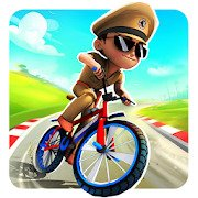 Little Singham Cycle Race [ВЗЛОМ: деньги] 1.1.132