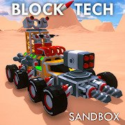 Block Tech: Epic Sandbox Craft Simulator Online [MOD/ Free Shopping / No Ads]  1.5 b24
