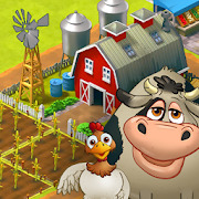Farm Dream: Village Harvest - Town Paradise Sim [ВЗЛОМ на деньги] 1.10.2